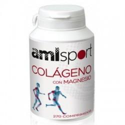COLAGENO Y MAGNESIO 270 COMP AML SPORT