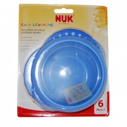 NUK PLATO CON TAPA EASY LEARNING