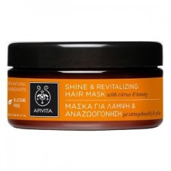 MASK SHINE AND REVITALITY APIVITA