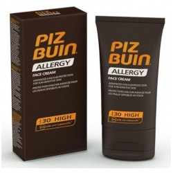 PIZ BUIN ALLERGY CREMA ROSTRO SENSIBLE SPF30+ - 50 ML