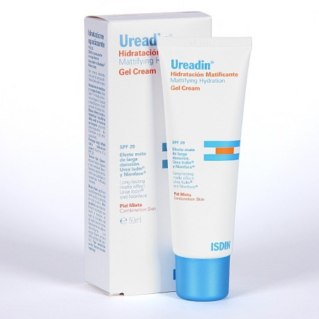 UREADIN GEL CREMA HIDRATANTE FACIAL - 50 ML