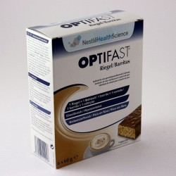 OPTIFAST CAPUCHINO 60 GRAMOS 6 BARRITAS