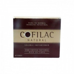COFILAC NATURAL 40 SOBRES REGULADOR INTESTI. CAFE ACTAFARMA