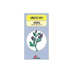 ARKOCAPSULAS ALFALFA 310 MG 50 CAPS