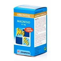 ARKOVITAL MAGNESIO 73.5 MG 50 CAPS.