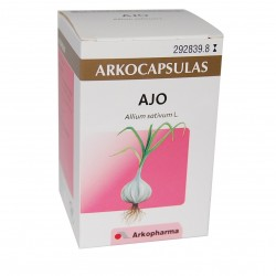ARKOCAPSULAS AJO 330 MG 50 CAPS.