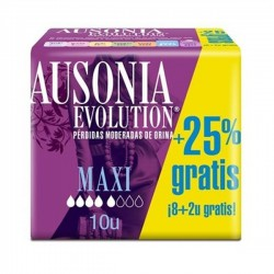 INCONT AUSONIA DISCRET PLANTS PLUS TG 2X8