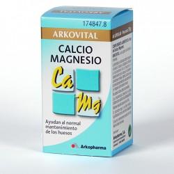 ARKOVITAL CALCIO MAGNESIO 50 CAPS (DOLOMITA)