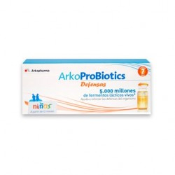 ARKOBIOTICS DEFENSAS NIÑOS - 7 DOSIS