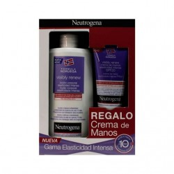 PACK NEUTROGENA LOCION 400 ML +CREMA MANOS REGALO
