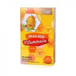 JALEA REAL VITAMINADA 30 CAPS ARKOCAPSULAS