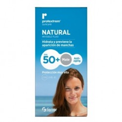 PROTEXTREM NATURAL 50+50 ML