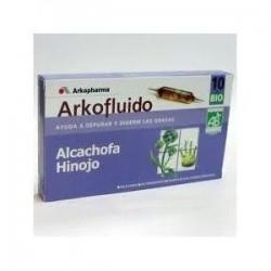 ARKOFLUIDO ALCACHOFA HINOJO 20 AMP BEBIB