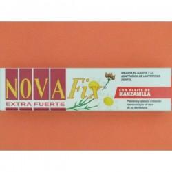 NOVAFIX EXTRA FUERTE CON ACEITE DE MANZANILLA ADH. PROT