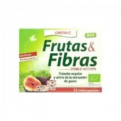 ORTIS FRUTA Y FIBRA 12 CUBOS