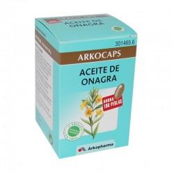 ACEITE DE ONAGRA ARKOFLUIDO 80 CAPS